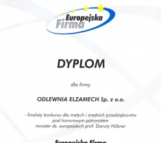 Europejska Firma